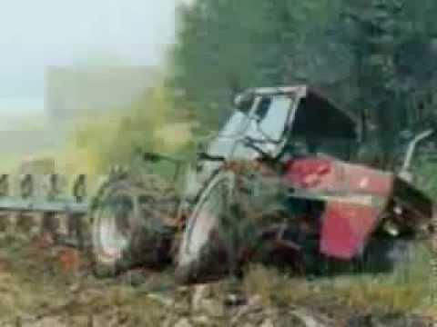 Big Bud 747 >> Tractor STUCK Tractors story - YouTube