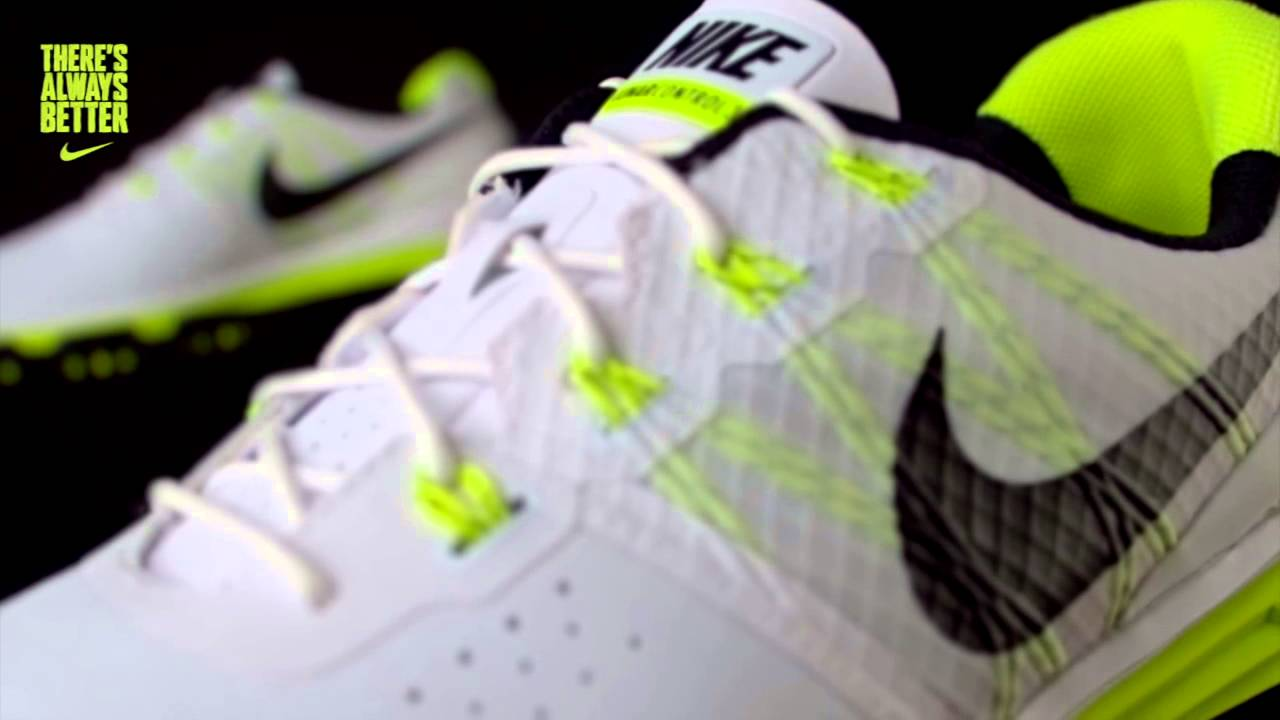 8433a005a28d Nike Lunar Control III As worn by Rory Mcilroy - YouTube