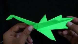 Origami Dinosaurs Plesiosaur