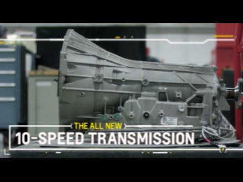 Фото к видео: 10 speed automatic transmission - 2017 Camaro ZL1
