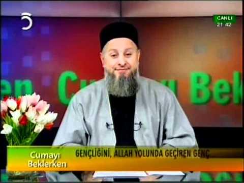 Mustafa Özşimşekler Hocaefendi_  Gençliğini, Allah Yolunda Geçiren Genç