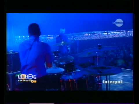 05 Public Pervert (Interpol live at Werchter 2005)