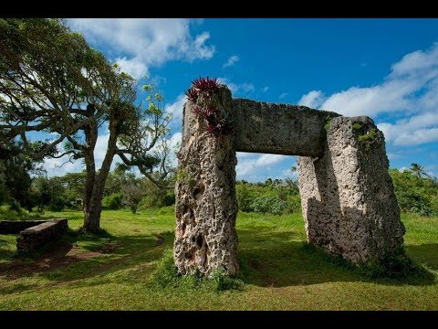 Stonehenge of the Pacific - Haʻamonga Trilithon of Tonga