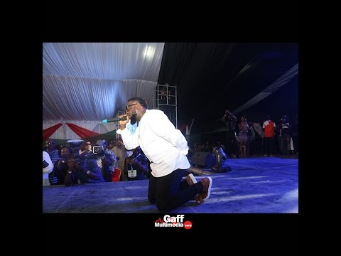 Timaya Live Performance & Freestyle at his iConcur Event in Port Harcourt
