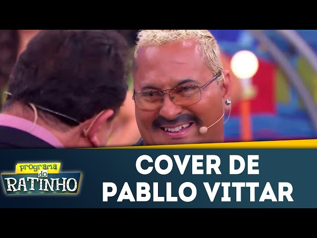 Cover da Pabllo Vittar | Programa do Ratinho (23/07/2018)