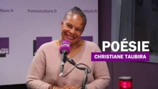 Christiane Taubira : Poésie de Léon-Gontran Damas lu par Léopold Sédar Senghor