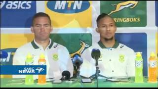 Springboks gear up for second test match against France