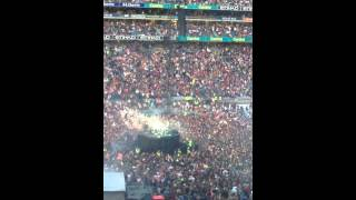 The Script speech at Croke Park 20/6/15