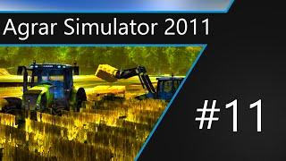 Agrar Simulator 2011 - Mistyczne układanie beli [#11]