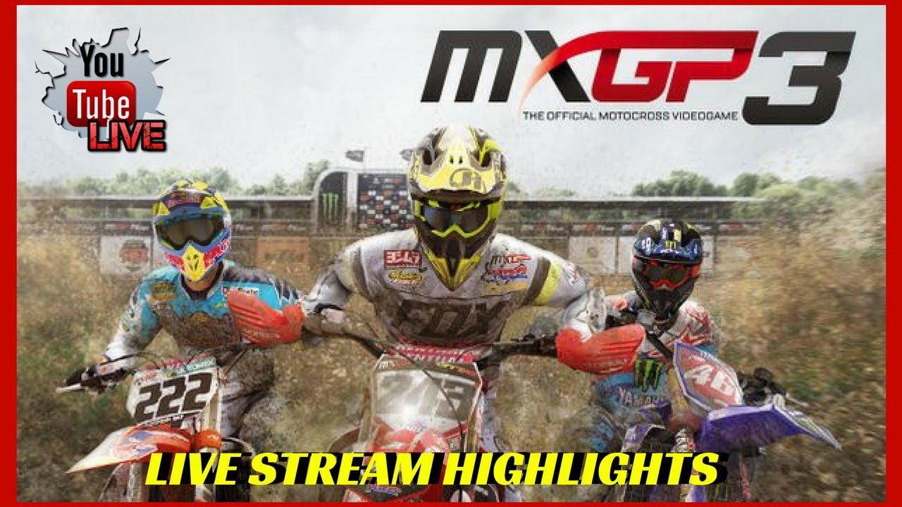 Mxgp Live Stream