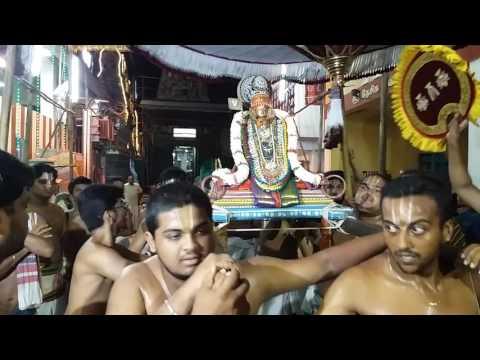 Swami Ramanujar Utsavam(1000thyear Begining ) Oyyali sevaiSri Vedantha Desikar Devasthanam, Mylapore