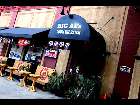The Russell Rush Haunted Tour: Big Al's Bar