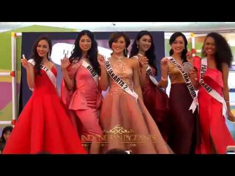 Puteri Indonesia 2017 Fashion Show Mall  Lotte Shopping Avenue Jakarta
