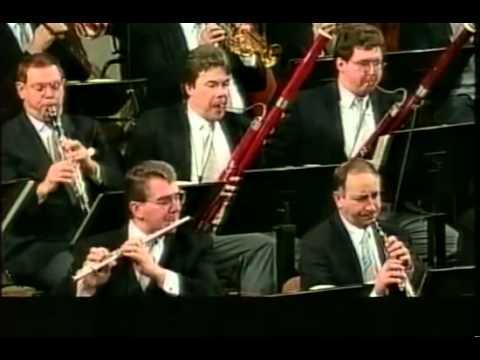 Rosen aus dem Süden - Neujahrskonzert 1998