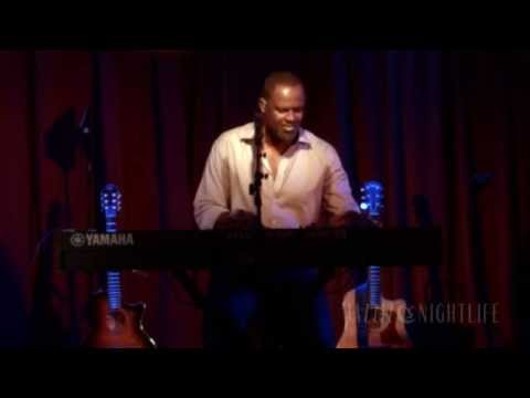 Anytime - Brian McKnight ( Live at Jazziz Nightlife )