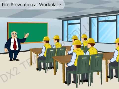 Fire Safety E-Learning Demo