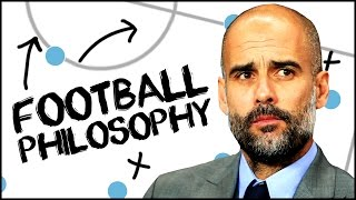 Pep guardiola talks to premier league productions about his footballing philosophy and how he is enjoying life at manchester city in another quickfire q&a. s...