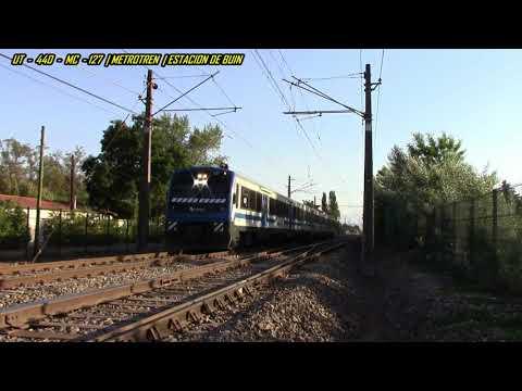 UT-440-MC-127 | METROTREN | ESTACION DE BUIN