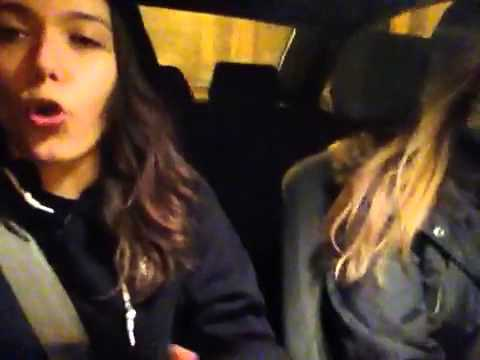 J Balvin - Tranquila (crazy cover in car)