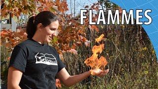 Des flammes au creux de la main - Spécial 18 742 abonnés - Scilabus 30