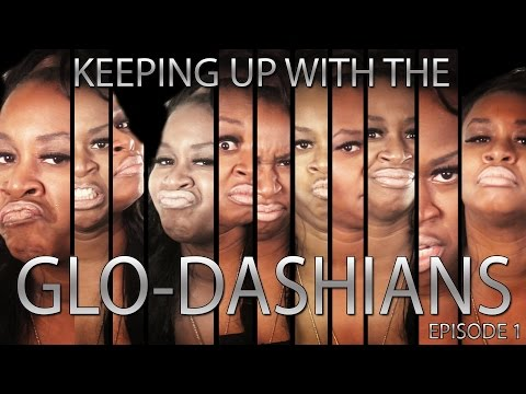 """Keeping up with the Kardashians"" Parody - Episode 1 - GloZell"