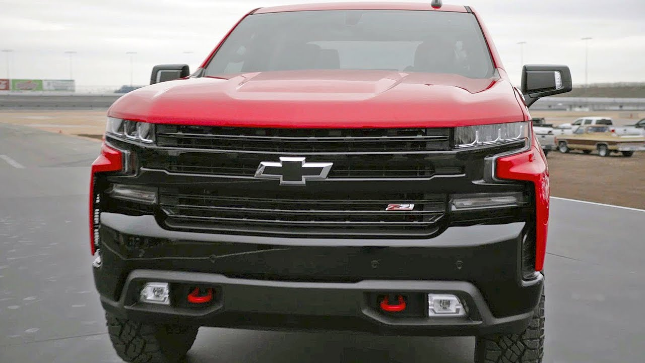 Gmc 1500 >> 2019 Chevrolet Silverado – Ready to fight Ford F150 - YouTube