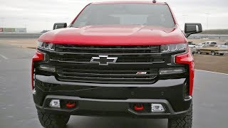 2019 Chevrolet Silverado – Ready to fight Ford F150