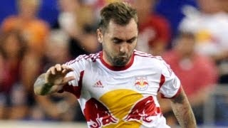 GOAL: Henry, Wright-Phillips send Steele through on goal | Houston vs NY Red Bulls Sept 8, 2013