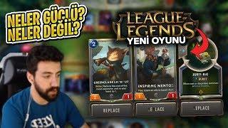 LoR: DESTEM KARŞISINDA DAYANAMIYORLAR! | Legends of Runeterra - Türkçe Full Oynanış