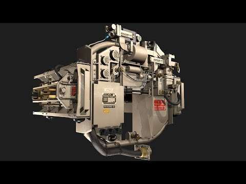B-Am 45 - Hard Surface Modeling Real Military Asset - Trailer