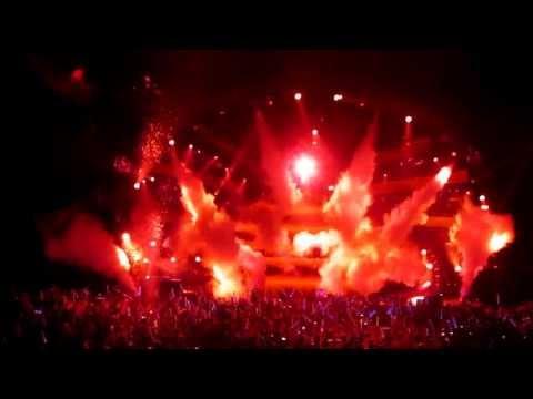 Benny Benassi  'Satisfaction' at UCF arena performing live 11/2/2013