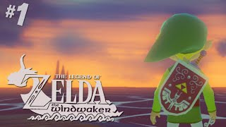 ¡QUÉ BONITO TODO! #1 | THE LEGEND OF ZELDA THE WIND WAKER | Wii U