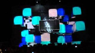 In flames - Intro(Jester's Door) + Cloud Connected LIVE @ Metaltown 2012