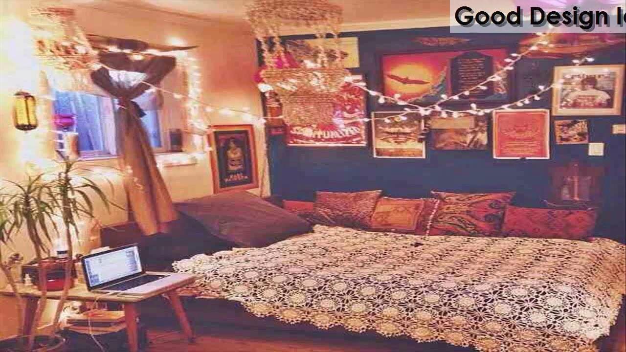Bedroom Ideas Hippie Youtube