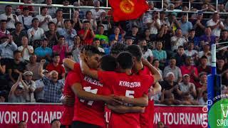 Федерация волейбола КР, 2017 год