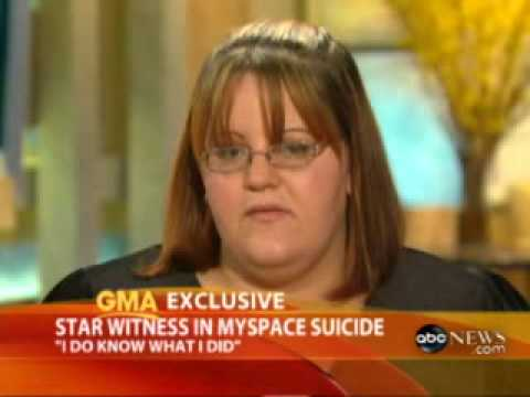 Over suicide teen sued myspace