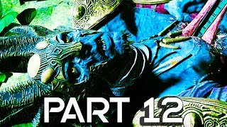 DARK ELF BOSS! God of War 4 Walkthrough Part 12 - GOD OF WAR GAMEPLAY!! (PS4 PRO 60FPS)