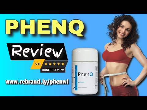 Phenq Review - Fda Approved Weight Loss Supplements [Phenq]