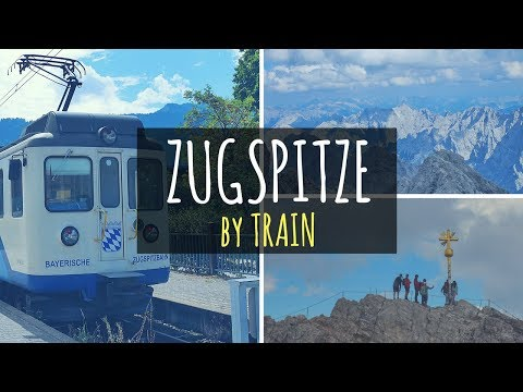 To the Zugspitze by train from Garmisch-Partenkirchen - Travel Germany