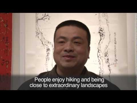 Professor Lin Haizhong and the Importance of Chinese Landscape Painting