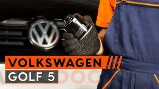 Wie Sie Motorhalterung beim VW GOLF V (1K1) selbstständig austauschen - Videoanleitung