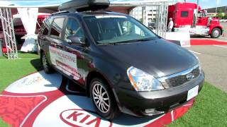 2012 KIA Sedona EX Exterior and Interior - Carrefour Laval, Quebec, Canada