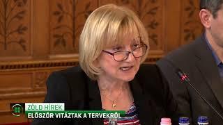 Először vitáztak a kormány klímastratégiájáról  - 20-01-21