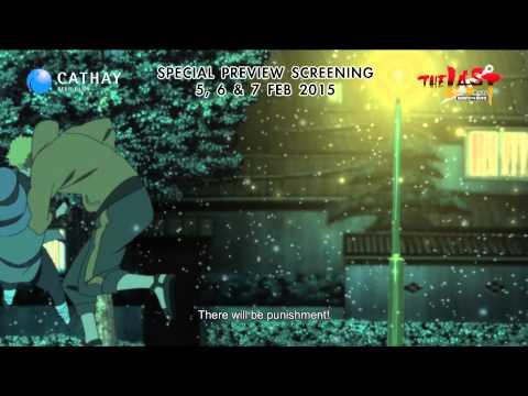 NARUTO THE MOVE: THE LAST OPENS IN SG CINEMA MARCH