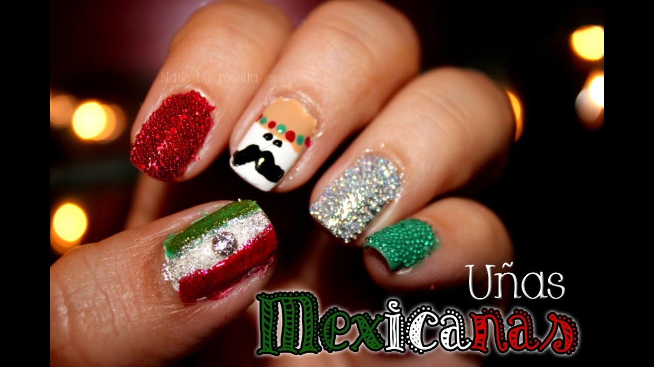Uñas Mexicanas - YouTube