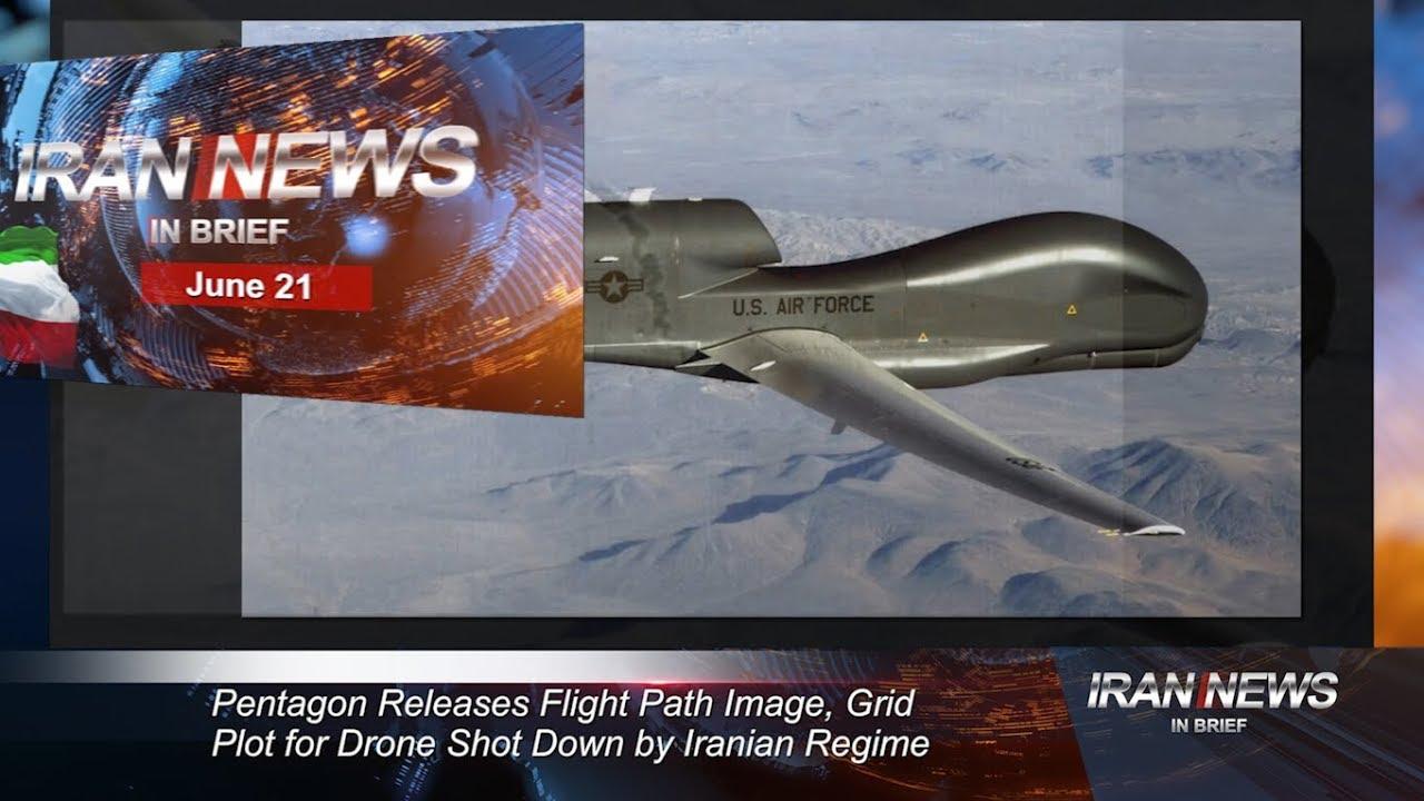 Iran news in brief, June 21, 2019