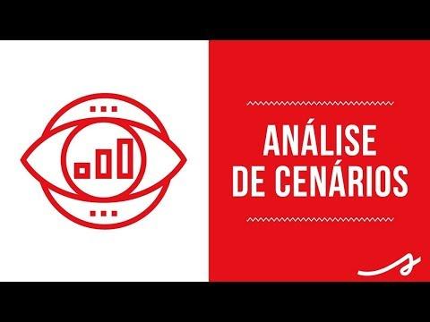 Análise de Cenários - EXEMPLOS de FERRAMENTAS!