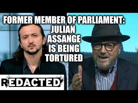 [151] Assange Is Being Tortured: Former Member of Parliament