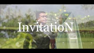 Download #2 Invitation Walimatul 'Urs | Zaki & Sinta | Takdir Terindah Bagiku Mp3