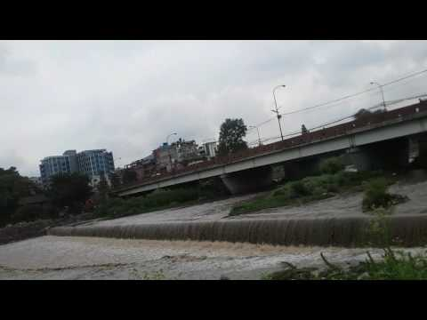 Flood in Bagmati river 2017